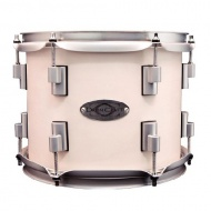 Барабан том-том DRUMCRAFT Series 8 Venice White Satin Chrome HW 10x8