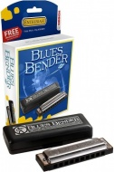 Губная гармошка HOHNER M58503X Blues Bender D Box
