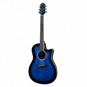 Электроакустическая гитара CRAFTER WB-400CE/MS Ovation